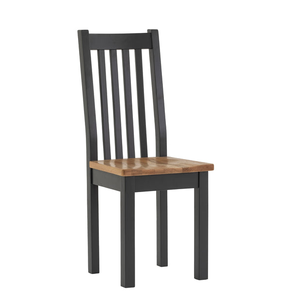 Dining Chair with Timber seat
