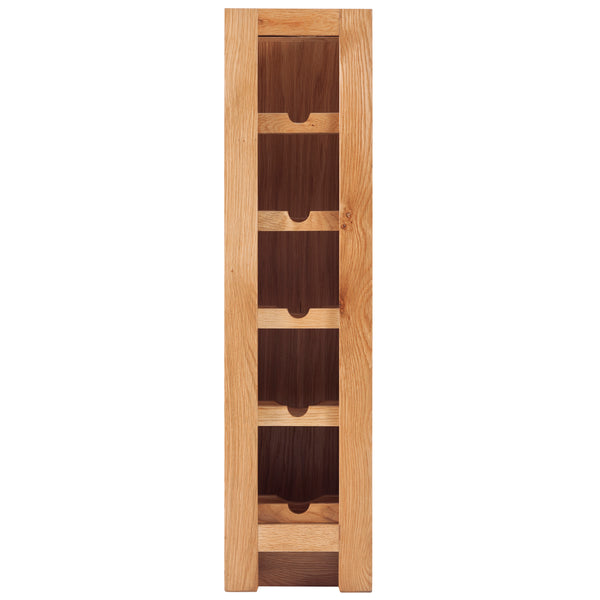 KIC007 - Solid Oak Wine Rack