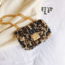 Load image into Gallery viewer, Winter Plush Fashion Crossbody Bag