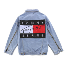 Load image into Gallery viewer, Oversized Tommy Hilfiger Denim