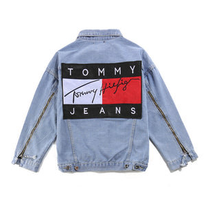 Oversized Tommy Hilfiger Denim