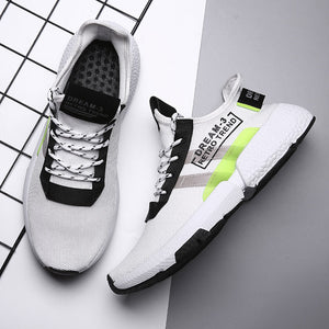 Summer mesh sports shoes