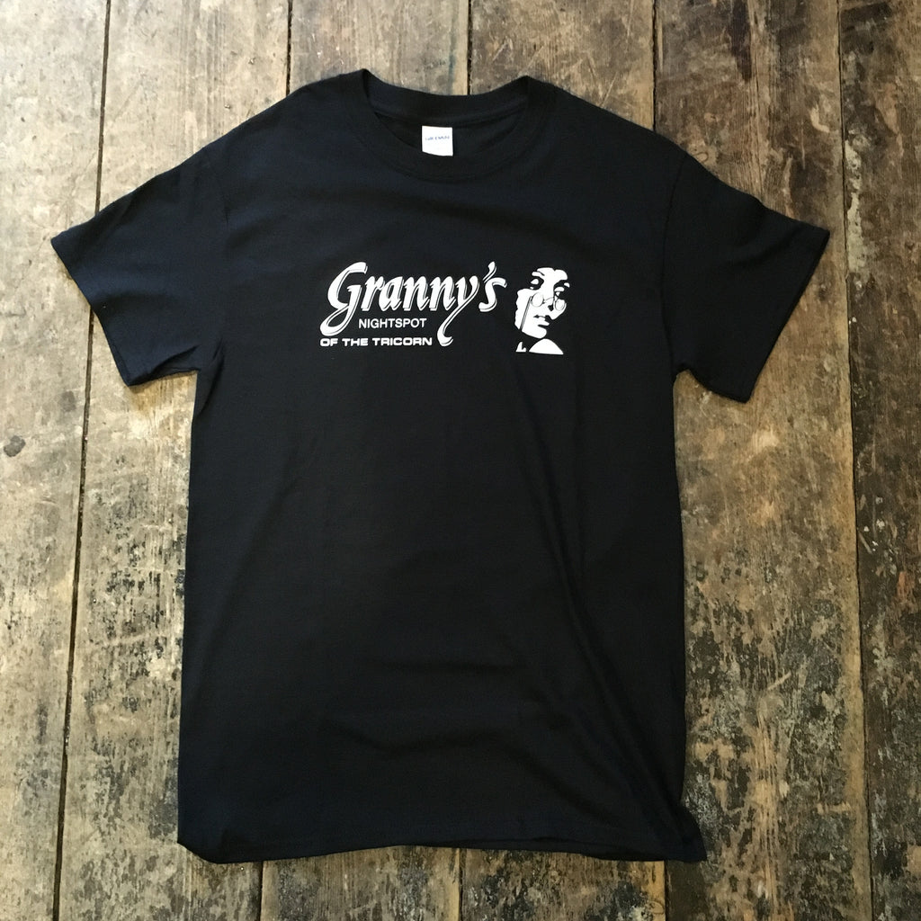 Hillfield Trading Granny's Nightspot of the Tricorn T Shirt