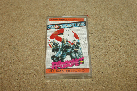 Amstrad CPC - 464 Game Tape Ghostbusters