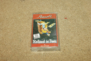 Amstrad CPC - 464 Game Tape Amsoft Roland in Time