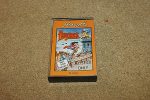 Amstrad CPC - 464 Game Tape Hunchback