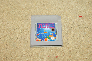 Original Game Boy Tetris Cartridge