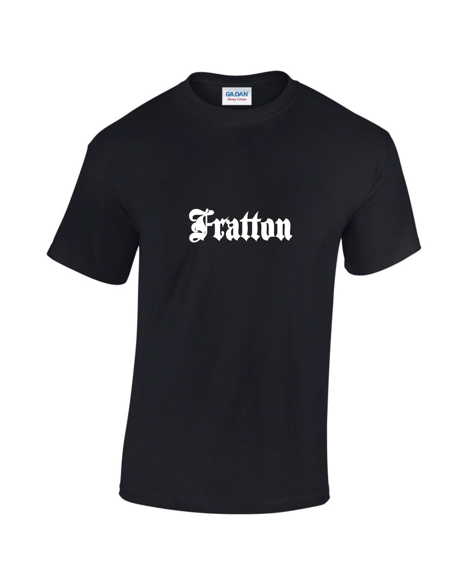 Hillfield Trading Gothic Fratton Mens T Shirt