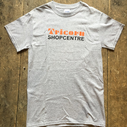 Hillfield Trading Retro Portsmouth Tricorn Centre Mens T Shirt