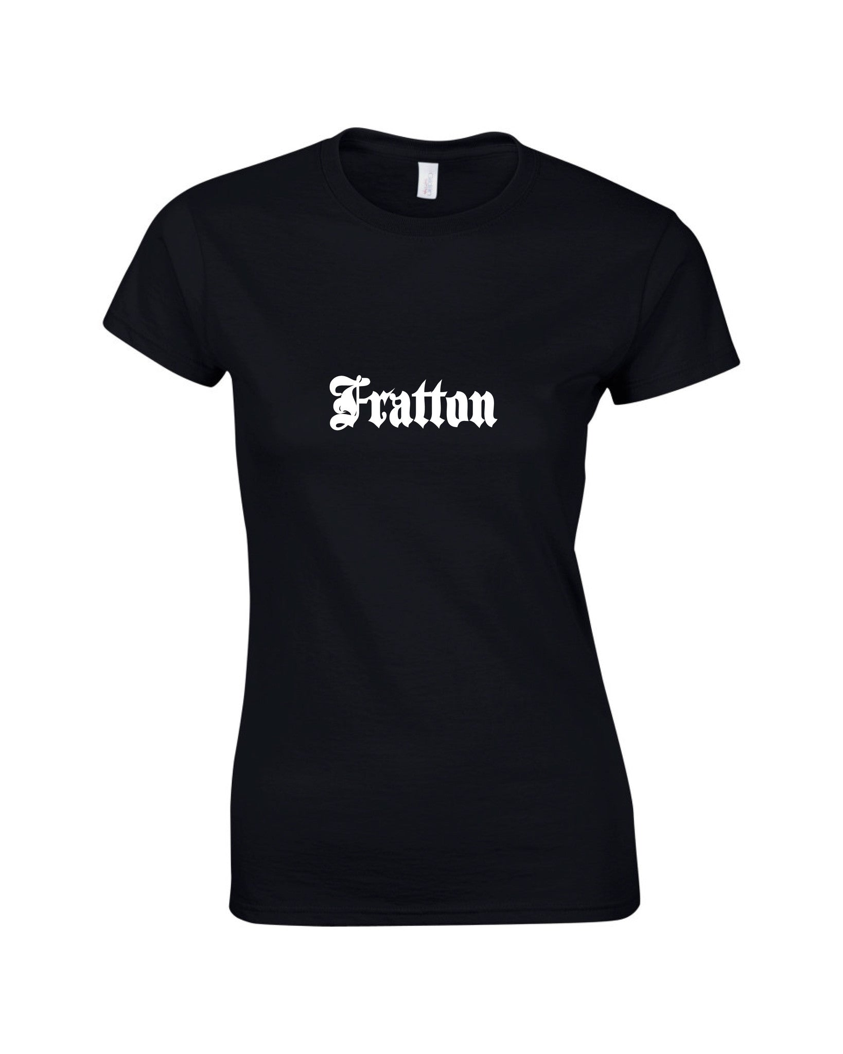 Hillfield Trading Gothic Fratton Ladies T Shirt