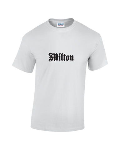 Hillfield Trading Gothic Milton Mens T Shirt