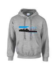 Hillfield Trading South Parade Pier Hoodie