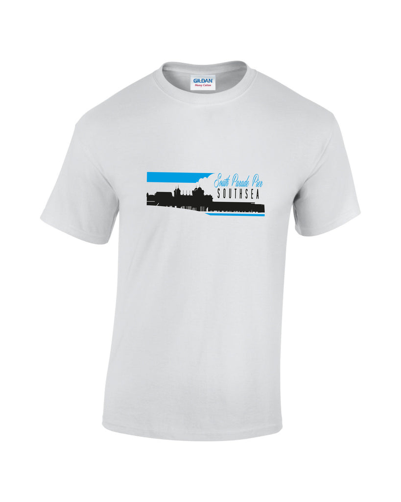 Hillfield Trading South Parade Pier T Shirt