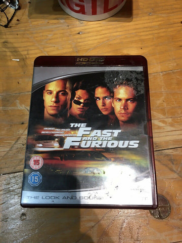 HD DVD The Fast And The Furious