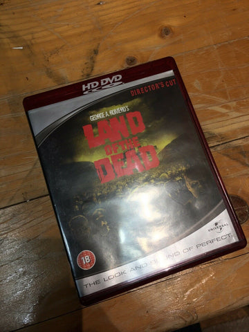 HD DVD Land Of The Dead