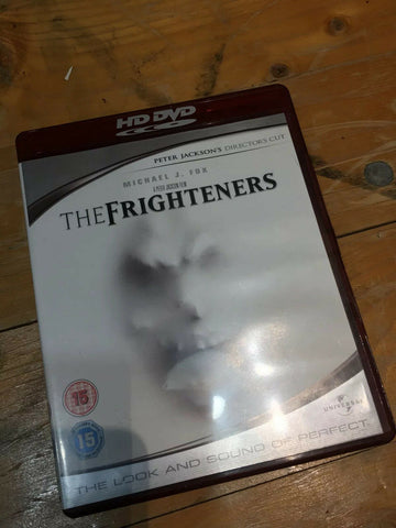 HD DVD The Frighteners