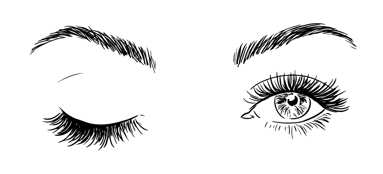 Natural Lashes Style