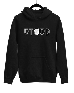Closer To Our Dreams Black Hoodie