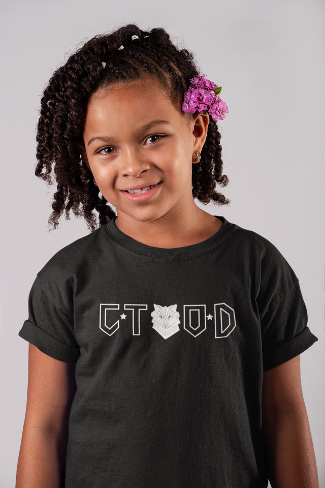 Closer To Our Dreams Black Kids T-Shirt