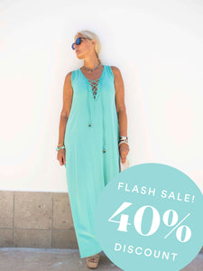 Lola Strap Dress - FLASH SALE 40%