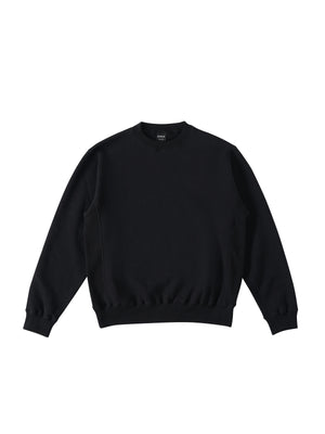 Regular Plain Crewneck