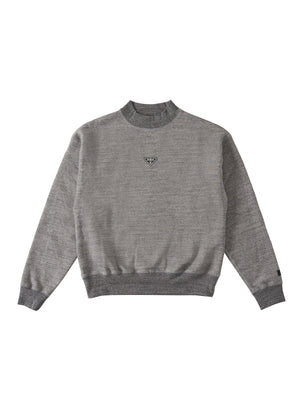Silicon Patch Grace Mockneck