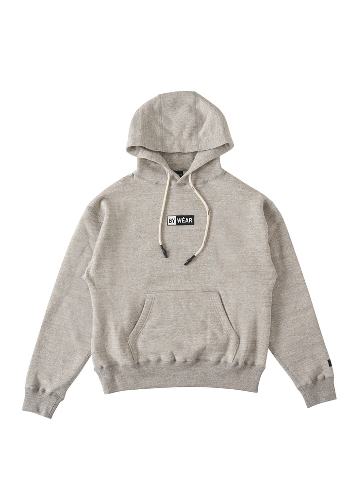 Load image into Gallery viewer, Split Woven Patch Hoodie