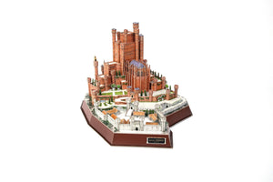 3D Puzzle Game of Thrones Red Keep Puzzle - 4D Puzzle - 4D Cityscape