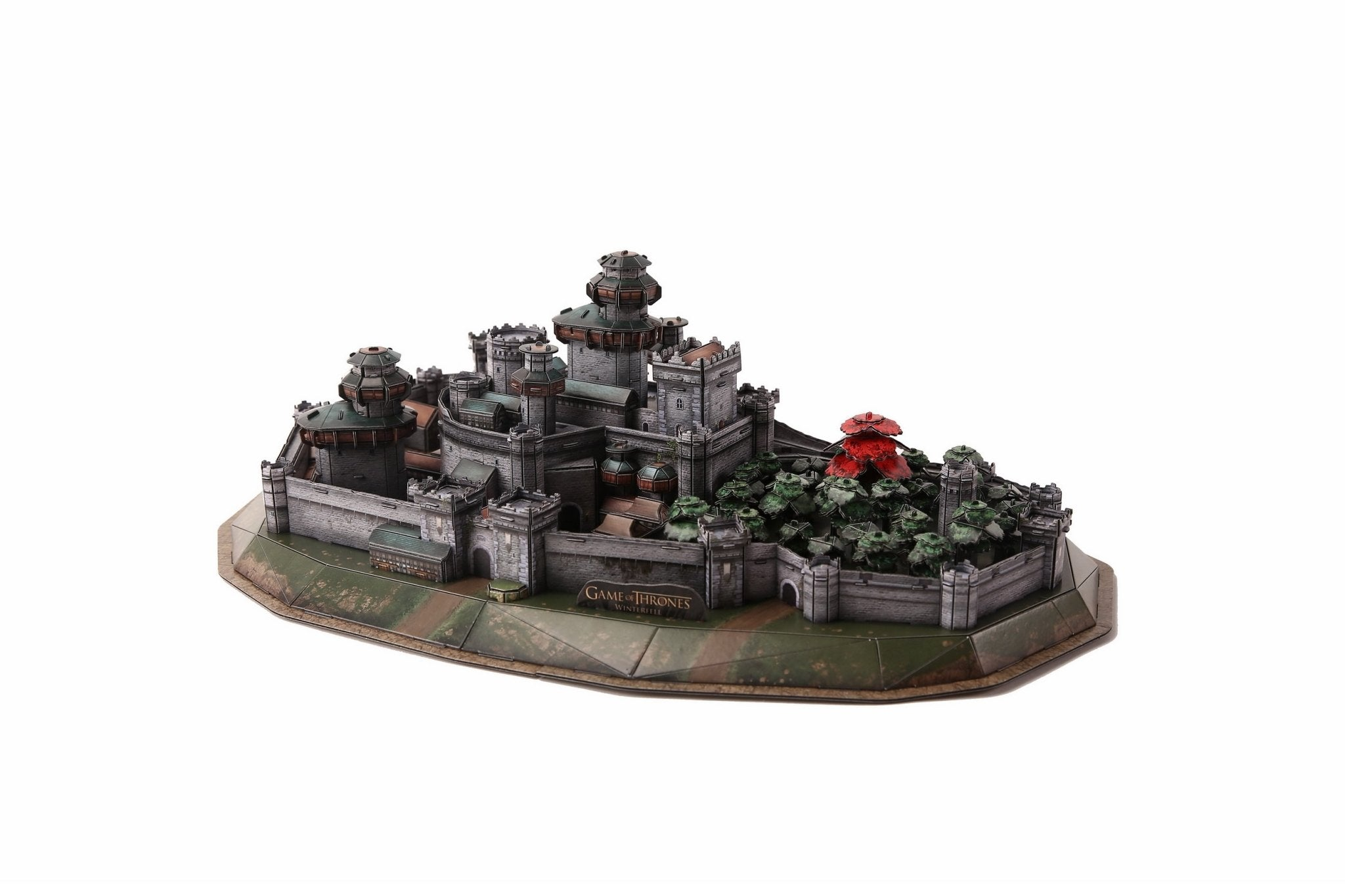 3D Puzzle Game of Thrones Winterfell Puzzle - 4D Puzzle - 4D Cityscape