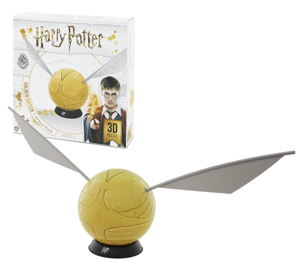 3D Harry Potter Golden Snitch Puzzle 6