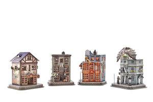 3d puzzle - Harry Potter Diagon Alley - 4D Puzzle - 4D cityscape