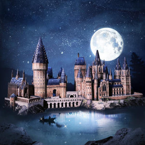 Harry Potter Astronomy Paper Model Kit - 4D Puzzle | 4D Cityscape - 4DPuzz