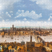 Scratch OFF History Puzzle : London - 4DPuzz - 4DPuzz