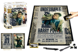 Scratch OFF Puzzle Harry Potter Wanted - 4DPuzz - 4DPuzz