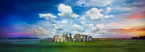 Stephen Wilkes Puzzle Stonehenge, U.K. Day to Night™ - 4DPuzz - 4DPuzz