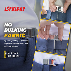 isfriday™ Pop Buckle