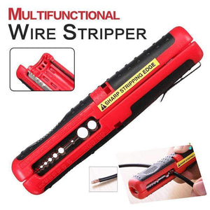 Multifunctional Wire Stripper