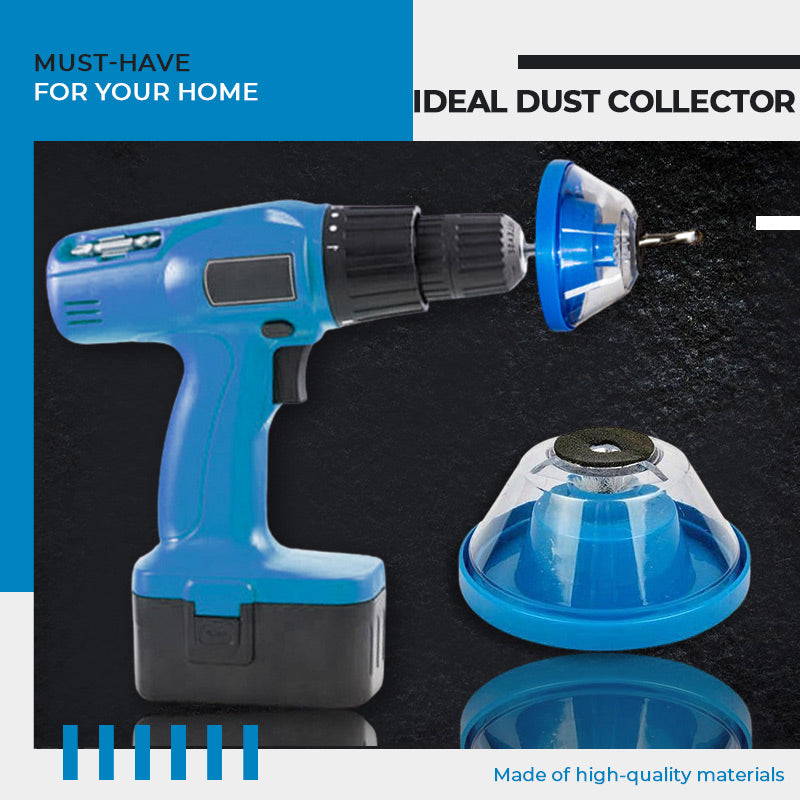 Must-Have Accessory Drill Dust Collector(Black Friday 50% OFF)