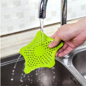2-in-1 Silicone Sink Straining Stopper 🔥Only $4.99🔥