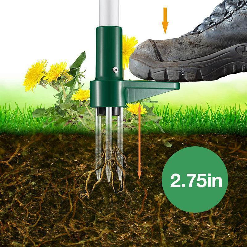 Standing Plant Root Remover (Special Promotion-50% OFF)