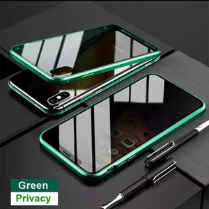 Magnetic Privacy Iphone Case