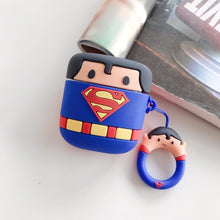 Load image into Gallery viewer, Superhero AirPod Cases (Gen 1 & 2) (8)