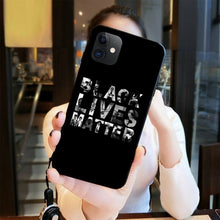 Load image into Gallery viewer, Black Lives Matter Iphone Cases (7)