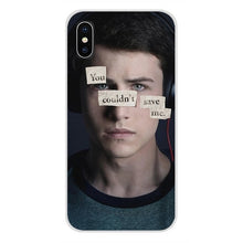 Load image into Gallery viewer, 13 Reasons Why Iphone Cases (5)