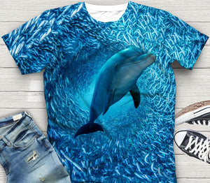 Perfect T-shirt For Dolphin Lovers - 11