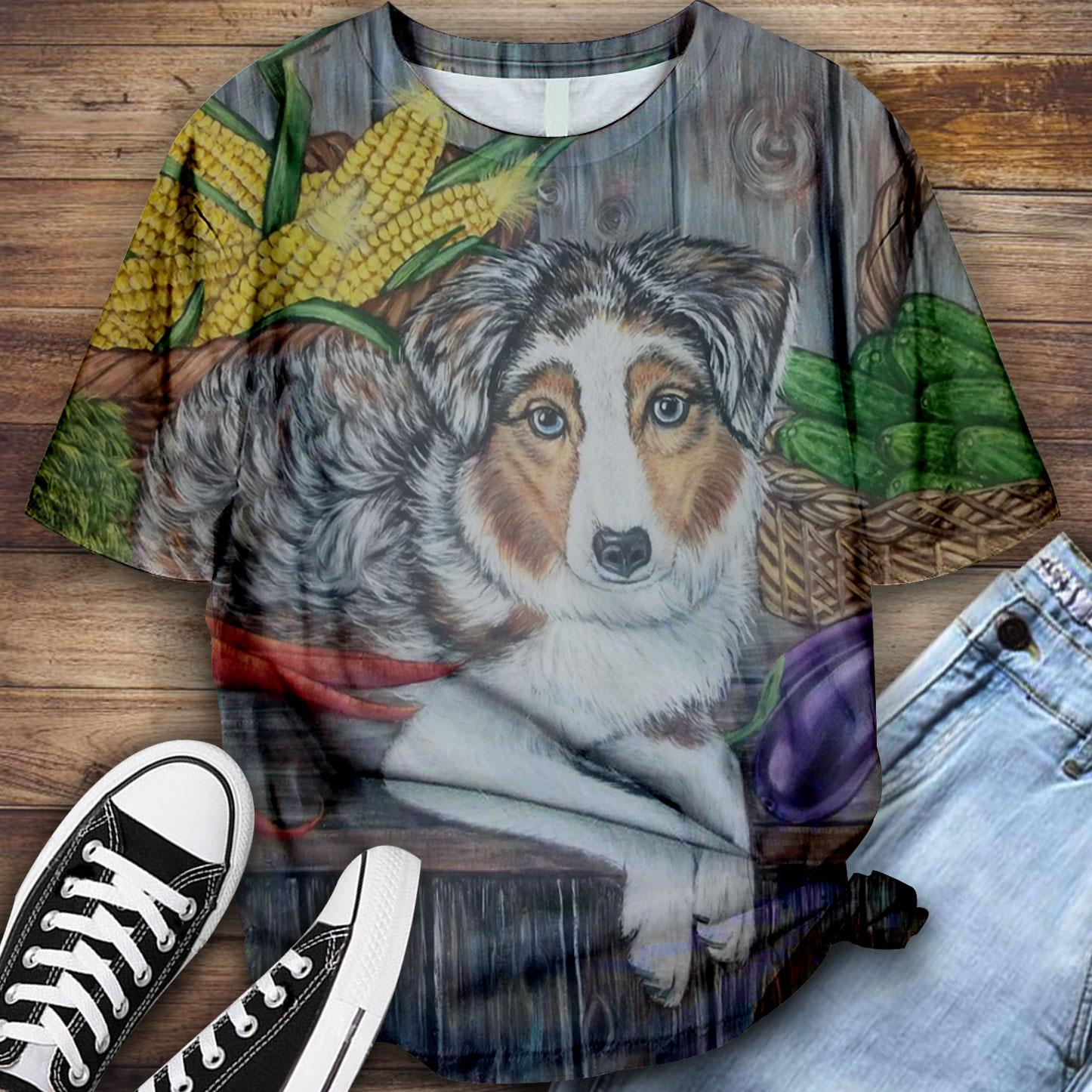 Perfect T-shirt For Australian Shepherd Lovers