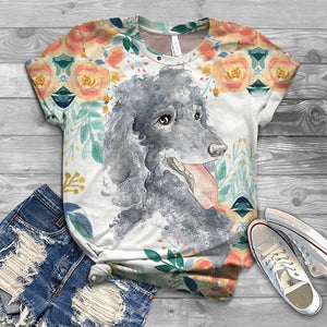 Perfect T-shirt For Poodle Lovers