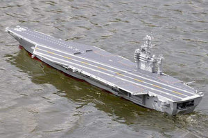 "Bancroft USS Nimitz 1/200 Scale 1700mm (67"") USA Aircraft Carrier - RTR"