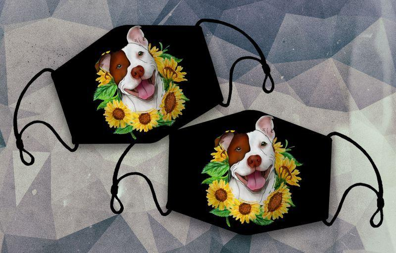 Dog Cloth masks