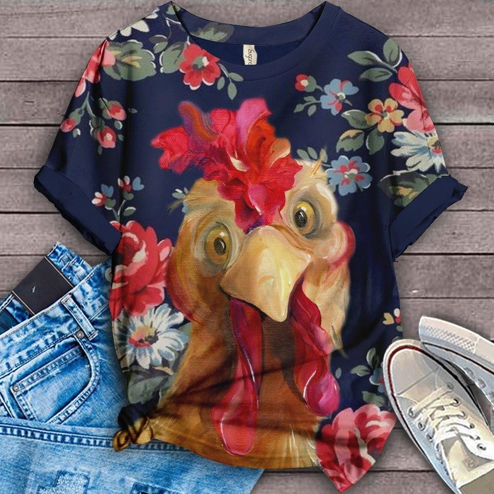 Perfect T-shirt For Farm Lovers - Chicken 11